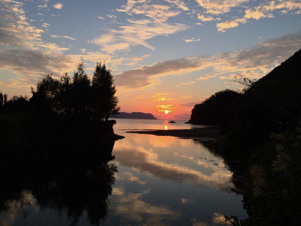 加計呂麻島での健全な過ごし方