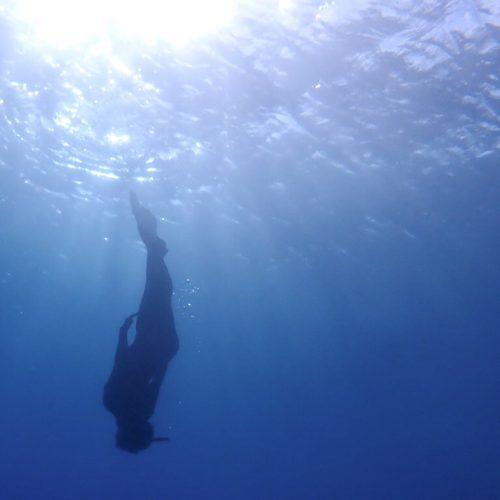 海に融けるとき、をめざして。